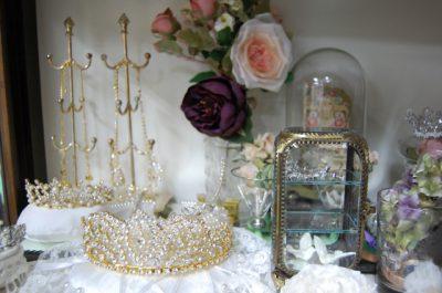 婚礼会場のアイテム
