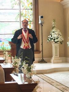 ポルトパラディーゾ市長