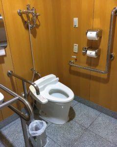 5F車椅子トイレ